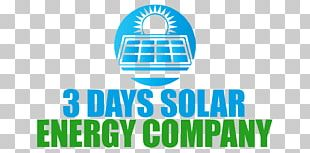 3 Days Solar Energy Company Solar Panels Business PNG