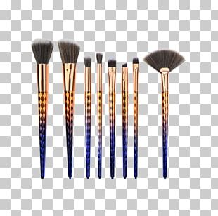 Cosmetics Make-Up Brushes Eye Shadow Rouge PNG