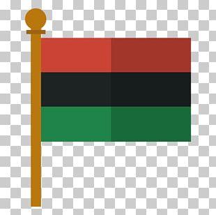 Kwanzaa Pan-African Flag PNG
