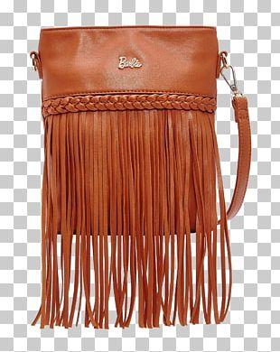 Handbag Leather Messenger Bag Tassel PNG