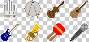 Musical Instruments Guitar Drum PNG