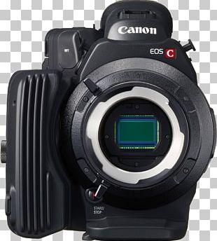 Canon EOS C500 Canon EF Lens Mount Canon Cinema EOS Camera PNG