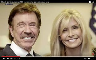 Chuck Norris Gena O'Kelley United States Magnetic Resonance Imaging Lawsuit PNG