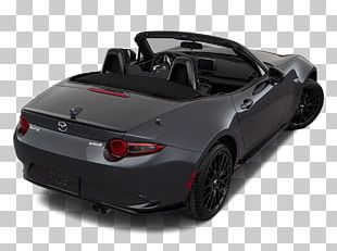 Car Dealership 2018 Mazda MX-5 Miata RF Price PNG