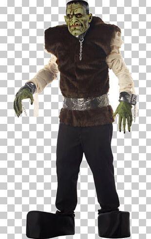 The Bride Of Frankenstein Frankenstein's Monster Halloween Costume PNG