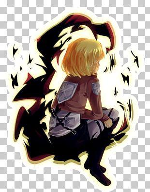 Armin Arlert Attack On Titan Mikasa Ackerman Anime PNG