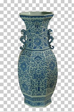 Qing Dynasty Blue And White Pottery Gui Chinese Dragon PNG