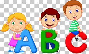 Alphabet Song Cartoon PNG