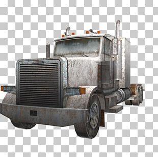 Car Semi-trailer Truck Motor Vehicle PNG
