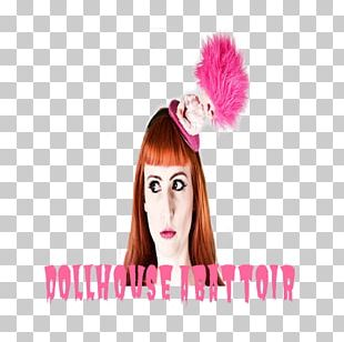 Hair Coloring Pink M Wig PNG