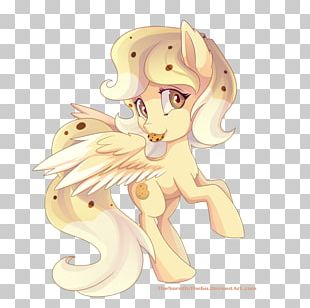 Horse Fairy Cartoon Figurine PNG