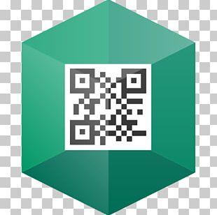 QR Code Kaspersky Lab Scanner Android PNG