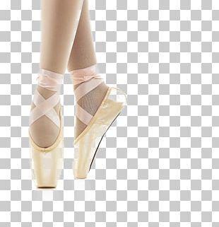 Ballet Dance Shoe Heel Sandal PNG