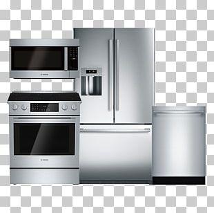 Refrigerator Caplan's Appliances Robert Bosch GmbH Home Appliance Microwave Ovens PNG