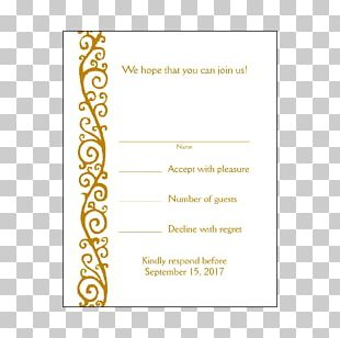 Greeting & Note Cards Birthday Wedding Invitation Wish Party PNG