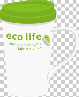 Mug Cup Euclidean Plot PNG