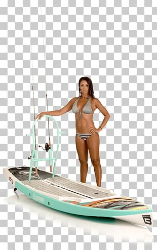 Standup Paddleboarding Fishing Boat Surfing PNG