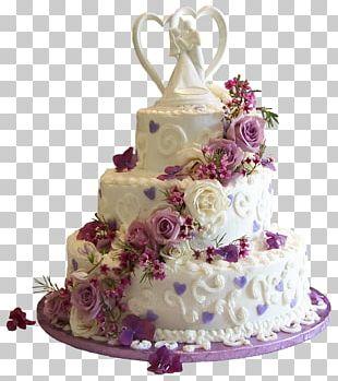 Wedding Cake Birthday Cake Torte PNG