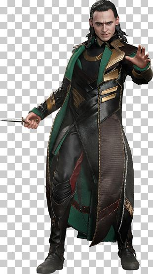 Tom Hiddleston Loki Thor: The Dark World Action Figure Hot Toys Limited PNG
