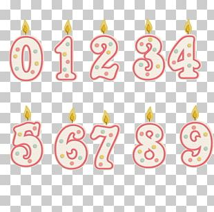 Candle Birthday Cake PNG