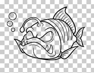 Drawing Painting Fish Coloring Book PNG