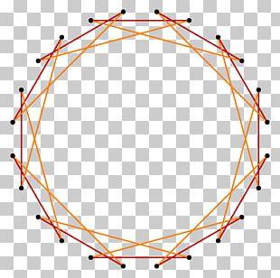 Regular Polygon Hexadecagon Pentadecagon Icosagon PNG