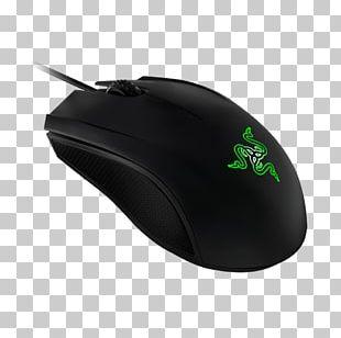 Computer Mouse Razer Inc. Gamer Pelihiiri Razer Abyssus V2 PNG