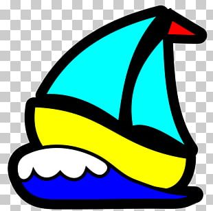 Sailboat Sailing PNG