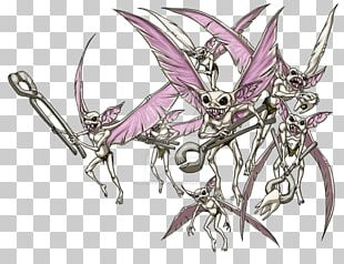 Tooth Fairy Drawing Monster Legendary Creature PNG