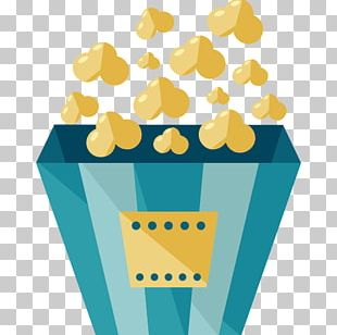 Popcorn Scalable Graphics Icon PNG