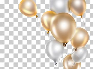 Stock Photography Balloon Gold PNG