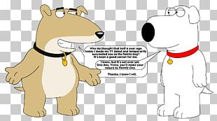 Brian Griffin Cat Tail Wagging By Dogs German Shepherd PNG