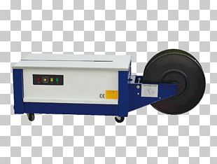 Strapping Paper Packaging And Labeling Baler PNG