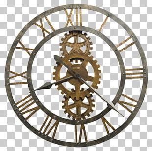 Howard Miller Clock Company Furniture Wall Quartz Clock PNG