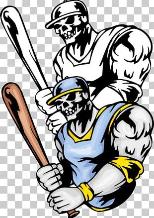 Baseball Bat Illustration PNG