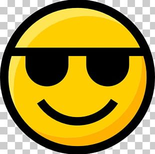 Computer Icons Emoticon Smiley Sunglasses PNG