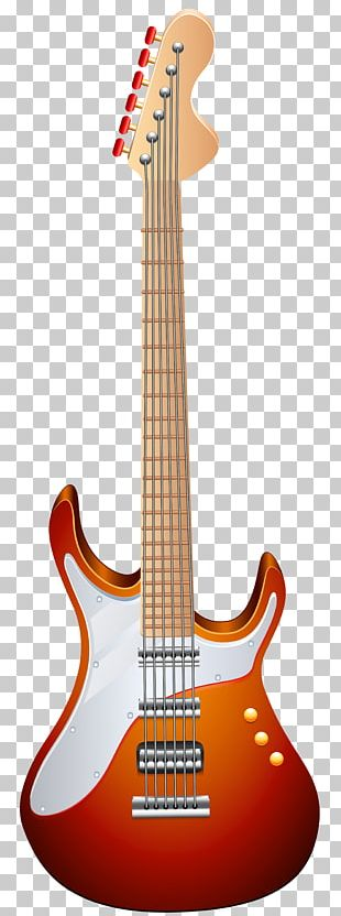 Electric Guitar Musical Instruments Acoustic Guitar String Instruments PNG