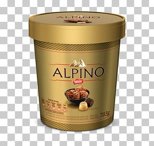 Ice Cream Alpino Product Nestlé Packaging And Labeling PNG