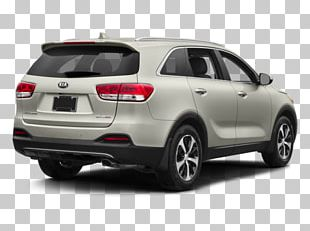 Kia Motors Car Sport Utility Vehicle 2018 Kia Sorento 2.0T EX PNG