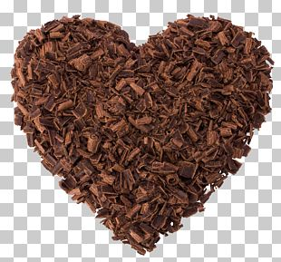 Chocolate Truffle White Chocolate Chocolate Bar Heart PNG