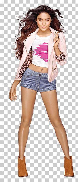 Vanessa Hudgens Long Legs PNG