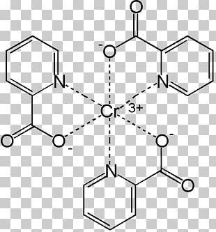 Dietary Supplement Chromium(III) Picolinate Picolinic Acid Insulin PNG