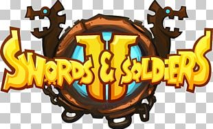 Swords & Soldiers II Shawarmageddon Wii Ronimo Games PNG