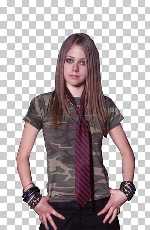 Avril Lavigne Singer Music Photography PNG