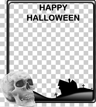 Frames Halloween PNG