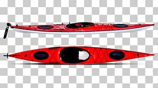 Sea Kayak Boat Canoe Recreational Kayak PNG
