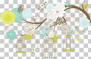 Wedding Invitation Lovebird Paper Baby Shower PNG