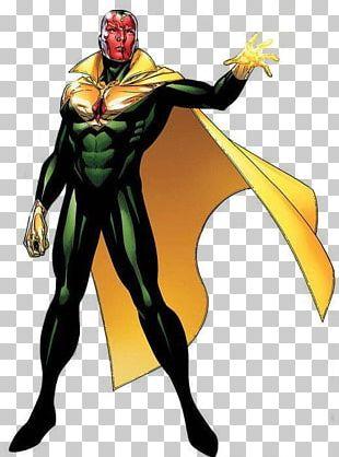 Vision Ultron Marvel Comics Comic Book PNG