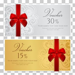 Template Voucher Gift Card Stock Photography Coupon PNG