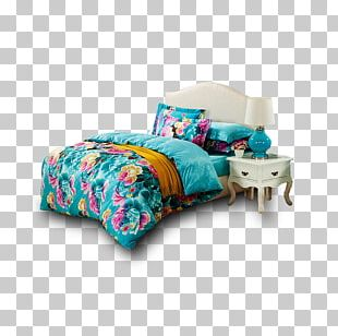 Bed Sheet Pillow Bedding Poster PNG